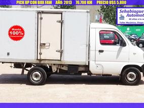 Camioneta Faw Pick Up Box 1000 New 2013