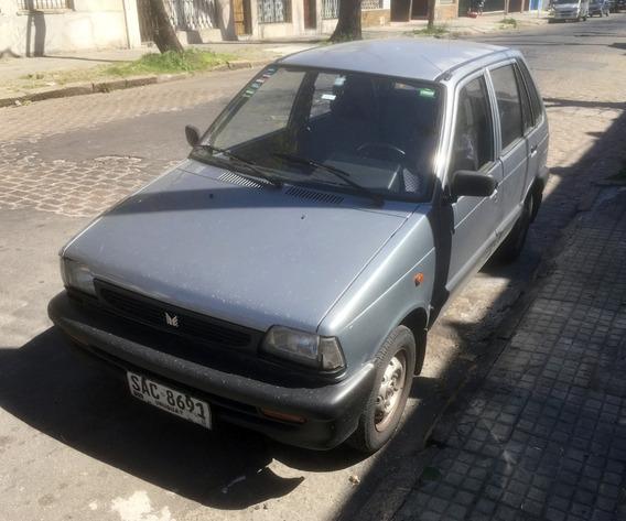 Maruti 2001 - Único Dueño