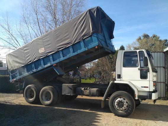 Ford Cargo 1415 Con Volcadora