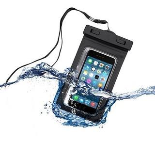 Estuche Protector Celular Resistente Al Agua Impermeable