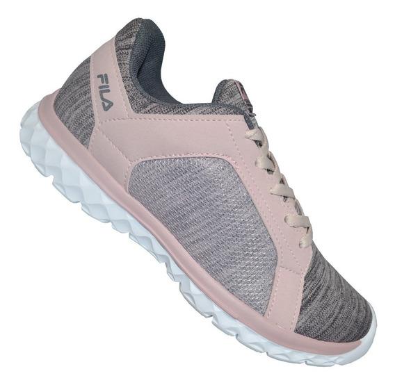 Calzado Fila Lightstep Champión Running Training De Dama