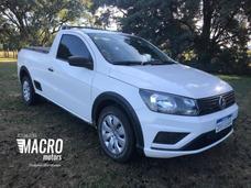 Volkswagen Saveiro 1.6 Pick Up 2018