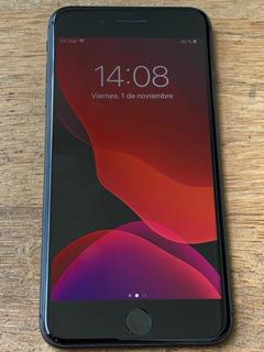 iPhone 8 Plus 256gb Negro Libre Identico A Nuevo! En Punta