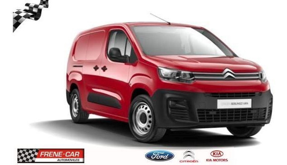 Citroën Berlingo K9 Chasis Largo 1.6 2020 0km