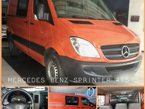 Mercedes-benz Sprinter 2.1 415 Furgon