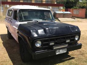 Chevrolet C-10 1980