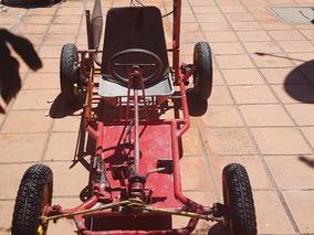 Kart Con Motor 80cc 5 Cambios