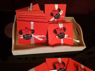 Invitaciones Para Cumpleaños De Minnie En Mercado Libre Uruguay