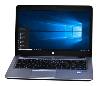 Notebook Hp Elitebook 840 G3 Core I7-6600+16 Gb + 500 Gb Ssd