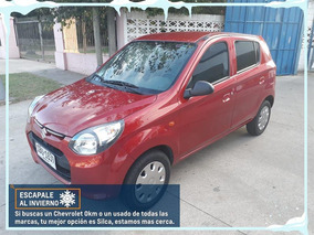 Suzuki Alto 800 2014 Bordeaux 5 Puertas