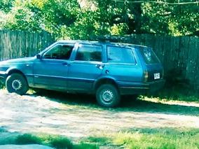 Fiat Duna 1.7 Sdr 1989