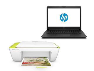 Combo Pack Notebook Hp + Impresora Hp 2135 - Fama