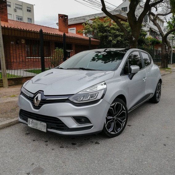 Renault Clio Iv Dynamique Tce Extrafull Permuto Financio