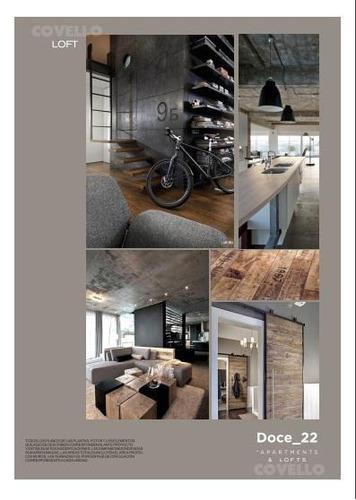 hermosas fotos de diseño de baño Hermoso Loft De Diseo En Pocitos Bao Cocina Integrada