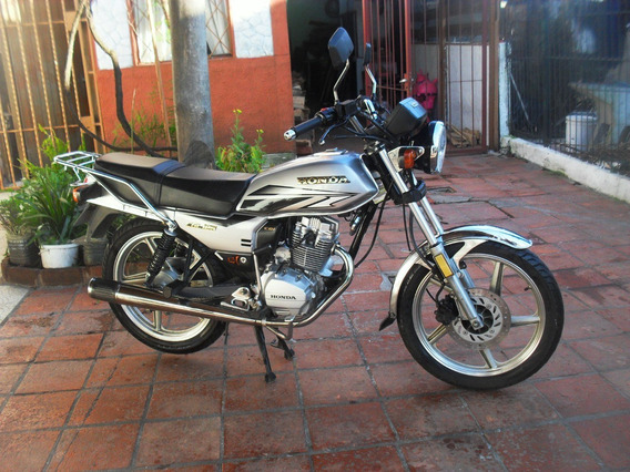 Honda Cgl125 Cc Impecable Estado