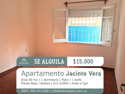 Apartamento Tipo Casa 1 Dormitorio Patio Azotea Reciclado