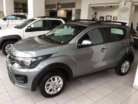 Fiat Mobi Way Entrega Tu Usado Uno Palio 206 147 128 Clio G