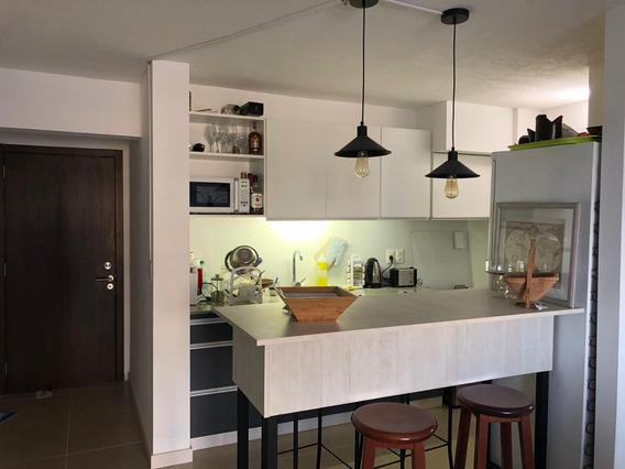 Apartamento Punta Gorda 1 Dorm Bajos Gastos A Metros Del Mar