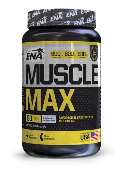 Ena Muscle Max 90ct