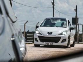 Peugeot207 Active Francés 2012 3 Puertas Con Muchas Mejoras