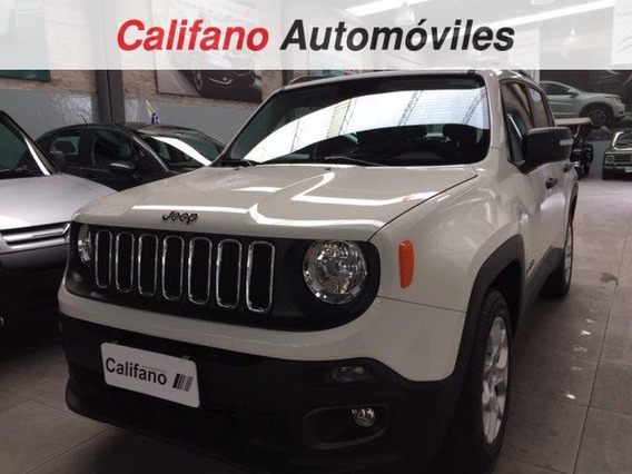 Jeep Renegade 1.8l 4x2 Mt. Financiación Tasa0%. 2019 0km