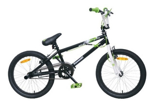 Bicicleta Kawasaki Kraffiti Bmx Freestyle Niño Rodado 20