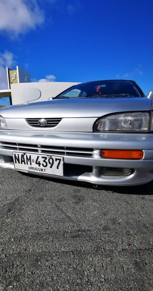 Subaru Impreza 1.6 Gl 1995