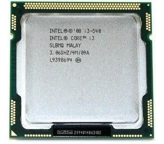 Procesador I3 540 3.06 Ghz Socket 1156 Regalo