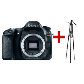 Camara Canon Eos 80d 24,2 Mp Full Hd 1080p Wifi Nfc
