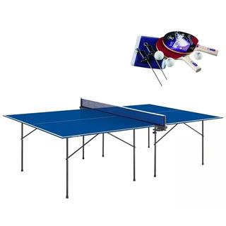 Mesa De Ping Pong Plegable Tamaño Oficial Ténis Mvdsport