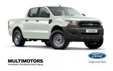 Ford Ranger 2.5 Xl Plus Dc - U$s27.990*