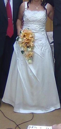 Vestido De Novia Color Beige En Mercado Libre Uruguay