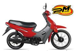 Pollerita P 110 Blitz Px C110 City Function 100 % Financiada