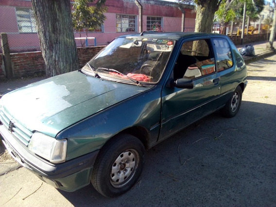 Peugeot 205xs Año 1992