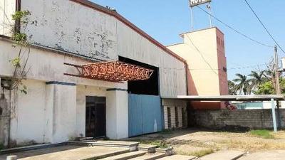 Bodega Industrial En Renta En El Moralillo