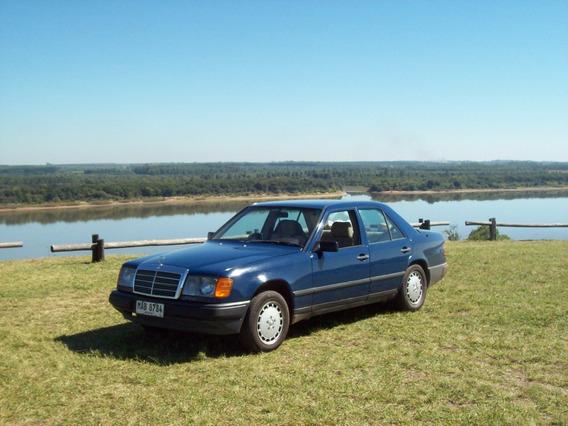 Mercedes-benz Clase E 300d W 124 Año 1986