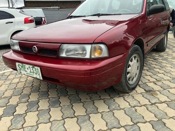 Nissan Sentra Wagon Aut Extra Full Divina !! Aire Aerocar