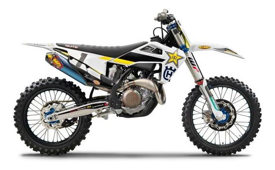 Fc 450 2019 Rockstar Edition Husqvarna Motorcycles