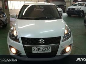 Suzuki Swift Swift Sport 2012 Blanco Muy Buen Estado
