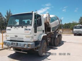 Motohormigonero Ford Cargo 2631 6 X 4