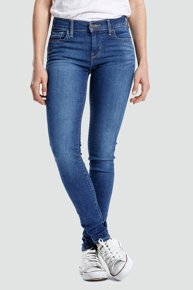 Jean Levi´s® Dama 710 Super Skinny Frolic Blue