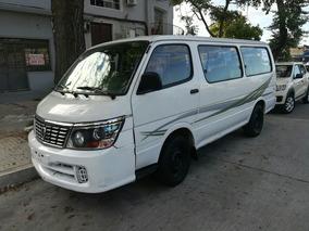 Brilliance Minibus Jin Bei