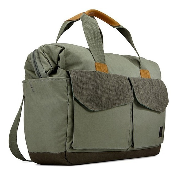 Bolso Case Logic Lodb115 Notebook Laptop Bolsillos 15.6