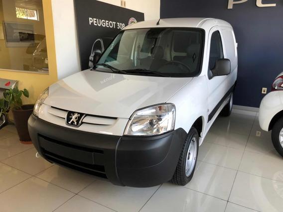 Peugeot Partner 1.6 0 Km Blanca Entrega Ya!