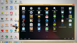 Emulador O Programa Para Que Tengas,wasap,pin.etc En Tu Pc