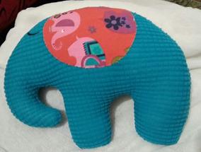 Almohada Cervical Con Forma De Elefante Para Bebe Almohadon