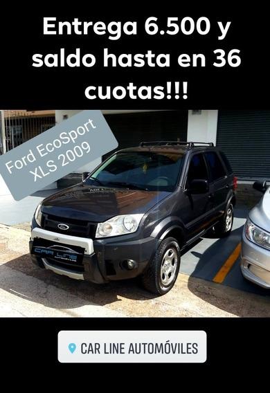 Ford Ecosport 1.6 Financio Permuto