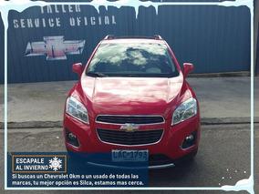 Chevrolet Tracker Ltz At 2014 Rojo 5 Puertas