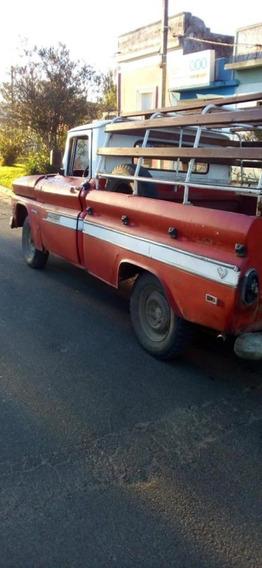 Chevrolet Apache 1962 Diesel