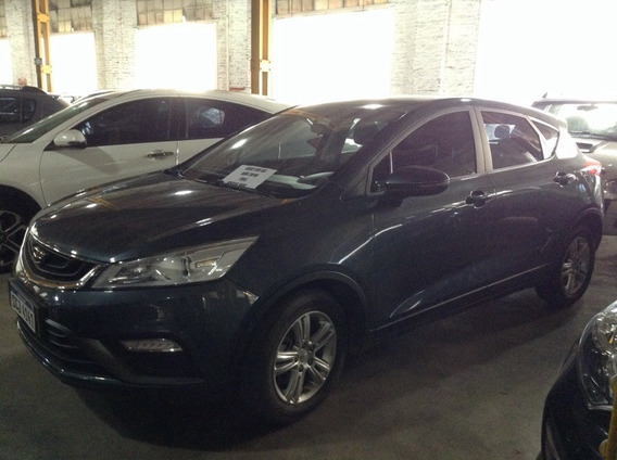 Geely Emgrand Gs Gs 2018